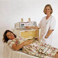 Bicom pasient behandling dame